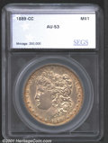 Additional Certified Coins: , 1889-CC S$1