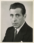 """Movie Posters:Miscellaneous, Humphrey Bogart Publicity Still by Longworth (Warner Brothers, 1945). (8"""" X 10"""")...."""