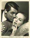 """Movie Posters:Romance, In Name Only (RKO, 1939). Cary Grant and Carole Lombard Still by Ernest Badrach (8"""" X 10"""")...."""