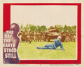 """Movie Posters:Science Fiction, The Day the Earth Stood Still (20th Century Fox, 1951). Lobby Card#6 (11"""" X 14"""")...."""