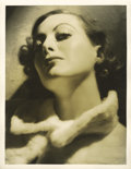 "Movie Posters:Miscellaneous, Joan Crawford Publicity Still (MGM, 1930s). Still by George Hurrell(10"" X 13"")...."