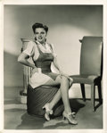 """Movie Posters:Musical, Ziegfeld Girl (MGM, 1941). Judy Garland Publicity Still by Clarence Sinclair Bull (8"""" X 10"""")...."""