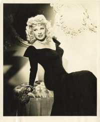"""The Heat's On (Columbia, 1943). Mae West Still by George Hurrell (8"""" X 10"""")"""