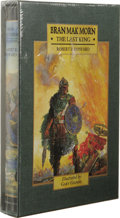 Books:Signed Editions, Robert E. Howard: Bran Mak Morn: The Last King LimitedEdition Signed by Illustrator Gary Gianni. (London: Wandering...