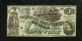 Confederate Notes:1862 Issues, Counterfeit CT-45/342 1862 $1. This lithograph counterfeit is fromthe First Series and has plate number 10. The signatures ...