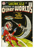 Silver Age (1956-1969):Science Fiction, Showcase #17 Adventures on Other Worlds (DC, 1958) Condition:VG+....
