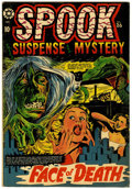 Golden Age (1938-1955):Horror, Spook #26 (Star Publications, 1953) Condition: FN....