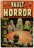 Golden Age (1938-1955):Horror, Vault of Horror #25 (EC, 1952) Condition: VG....