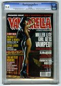 Modern Age (1980-Present):Horror, Vampirella Comics Magazine #1 (Harris, 2003) CGC NM 9.4 Whitepages....