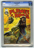 Magazines:Science-Fiction, Planet of the Apes #16 (Marvel, 1976) CGC NM 9.4 White pages....