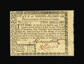 Colonial Notes:Rhode Island, Rhode Island July 2, 1780 $2 Gem New. This is a perfect remainder,fully signed on the face, but with an unsigned guarantee ...