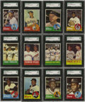 Baseball Cards:Sets, 1963 Topps Baseball High Grade Complete Set (576). The 1963 Toppsset is among the most popular of its era, due in large par...