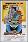 """Movie Posters:Science Fiction, A Boy and His Dog (Aquarius Releasing, 1975). One Sheet (27"""" X41""""). Sci-Fi Thriller. Starring Don Johnson, Susanne Benton, ..."""