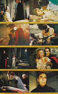 """Movie Posters:Horror, Dracula Has Risen From the Grave (Warner Brothers, 1969). Color Still Set of 8 (8"""" X 10"""").... (Total: 8 Items)"""