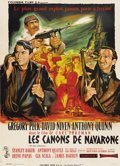 "Movie Posters:Adventure, The Guns of Navarone (Columbia, 1961). French Grande (47"" X63"")...."