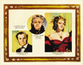 "Movie Posters:Academy Award Winner, Gone with the Wind (MGM, 1939). Lobby Cards (2) (11"" X 14"")....(Total: 2 Items)"
