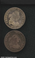 Early Dimes: , Multiple Coin Lot...