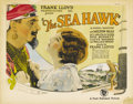 "Movie Posters:Adventure, The Sea Hawk (First National, 1924). Title Lobby Card and SceneCards (2) (11"" X 14"").... (Total: 3 Items)"