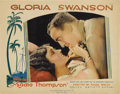 "Movie Posters:Drama, Sadie Thompson (United Artists, 1928). Lobby Cards (2) (11"" X14"").... (Total: 2 Items)"