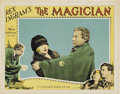 "Movie Posters:Fantasy, The Magician (MGM, 1926). Lobby Card (11"" X 14"")...."