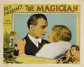 "Movie Posters:Fantasy, The Magician (MGM, 1926). Lobby Cards (2) (11"" X 14"").... (Total: 2Items)"