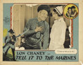 "Movie Posters:War, Tell it to the Marines (MGM, 1926). Lobby Cards (2) (11"" X 14"")....(Total: 2 Items)"