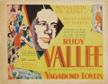 "Movie Posters:Musical, The Vagabond Lover (RKO, 1929). Title Lobby Card (11"" X 14"")...."