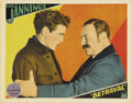 "Movie Posters:Drama, Betrayal (Paramount, 1929). Lobby Card (11"" X 14"")...."