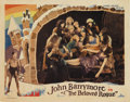 "Movie Posters:Romance, Beloved Rogue (United Artists, 1927). Lobby Card (11"" X 14"")...."