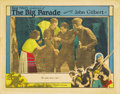 "Movie Posters:War, The Big Parade (MGM, 1925). Lobby Cards (2) (11"" X 14"").... (Total:2 Items)"