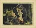 "Movie Posters:Drama, The Devil's Pass Key (Universal, 1920). Lobby Card (11"" X 14"")...."