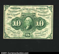 Fractional Currency: , 1862-1863 10c First Issue, Washington, Fr-1242, XF-AU. You may ...