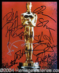 Autographs, The Ultimate Oscar Ensemble!