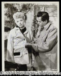 Autographs, Lucy and Desi