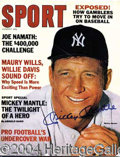 Autographs, MICKEY MANTLE