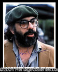Autographs, Francis Ford Coppola