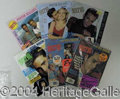 Autographs, Beverly Hills, 90210 Magazine Lot #1