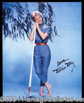 Autographs, Doris Day