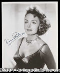Autographs, The Donna Reed Show