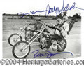 Autographs, Easy Rider