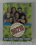Autographs, 90210 Trading Cards