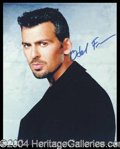 Autographs, Oded Fehr