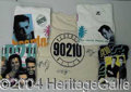 Autographs, 90210 Clothing Lot