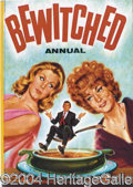 Autographs, Bewitched Book