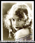 Autographs, Lillian Gish