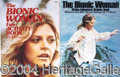 Autographs, Bionic Woman Activity Books