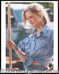 Autographs, Heather Graham
