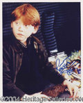 Autographs, Rupert Grint (Harry Potter)