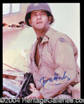 Autographs, Tom Hanks