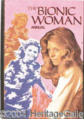 Autographs, Bionic Woman Books from Abroad #2
